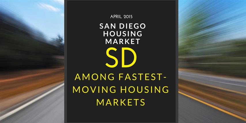 San Diego Housing Market April 2015 (Small)