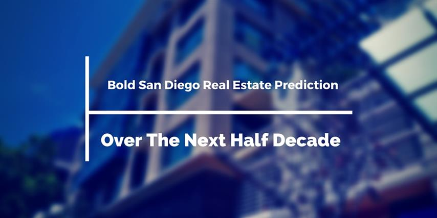 San Diego Real Estate Prediction