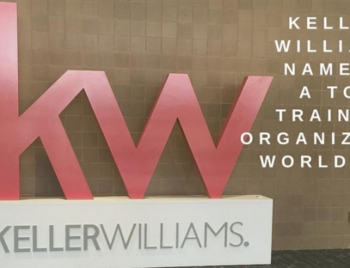 Keller Williams Realty recognized as a world leader in training