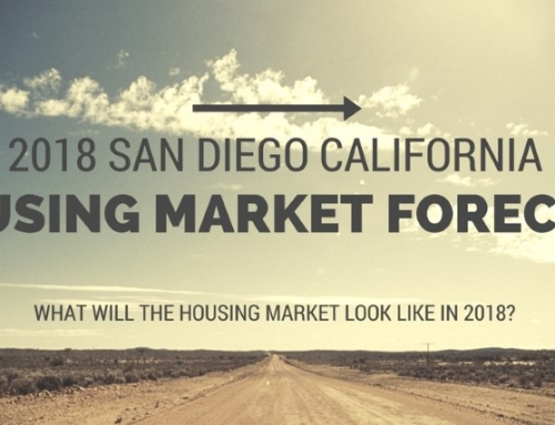 2018 San Diego California Housing Market Forecast