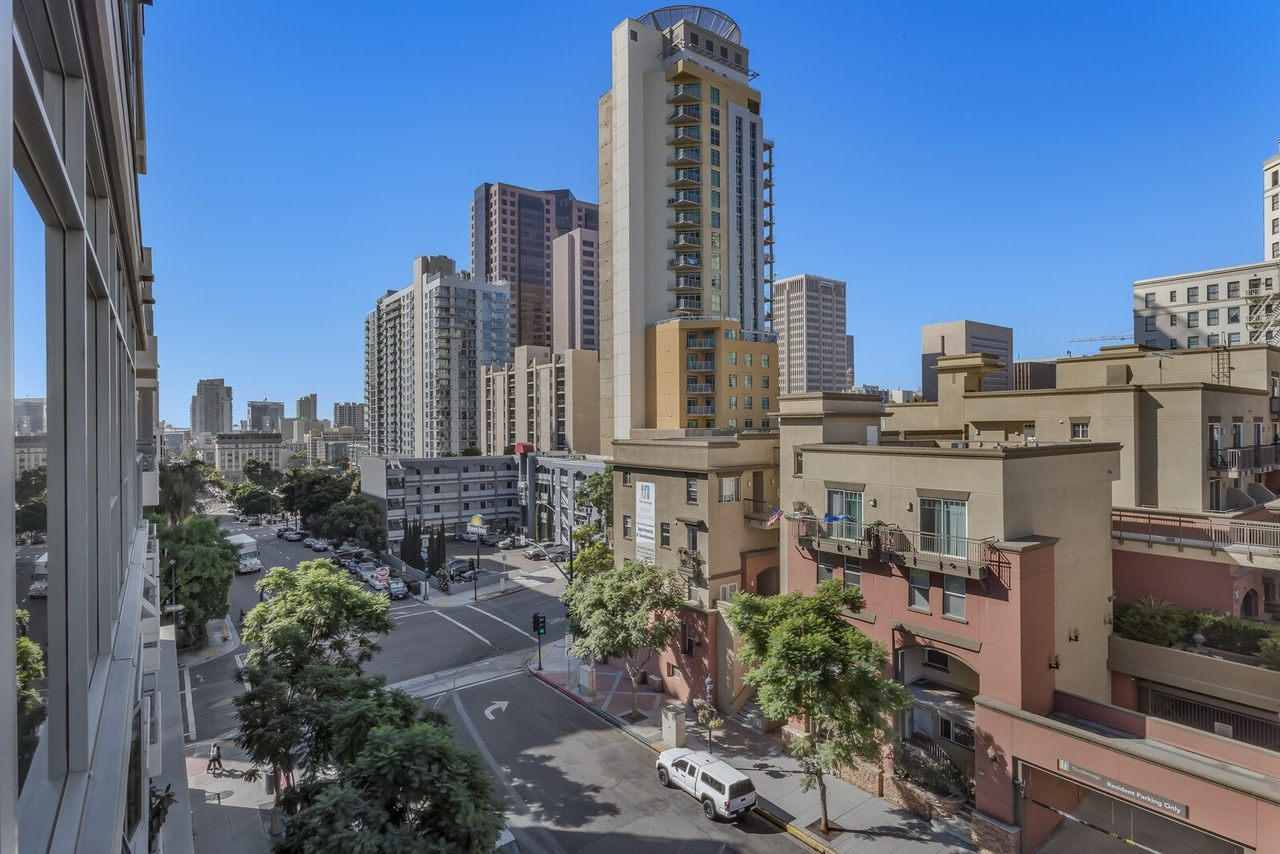 Downtown San Diego Condo
