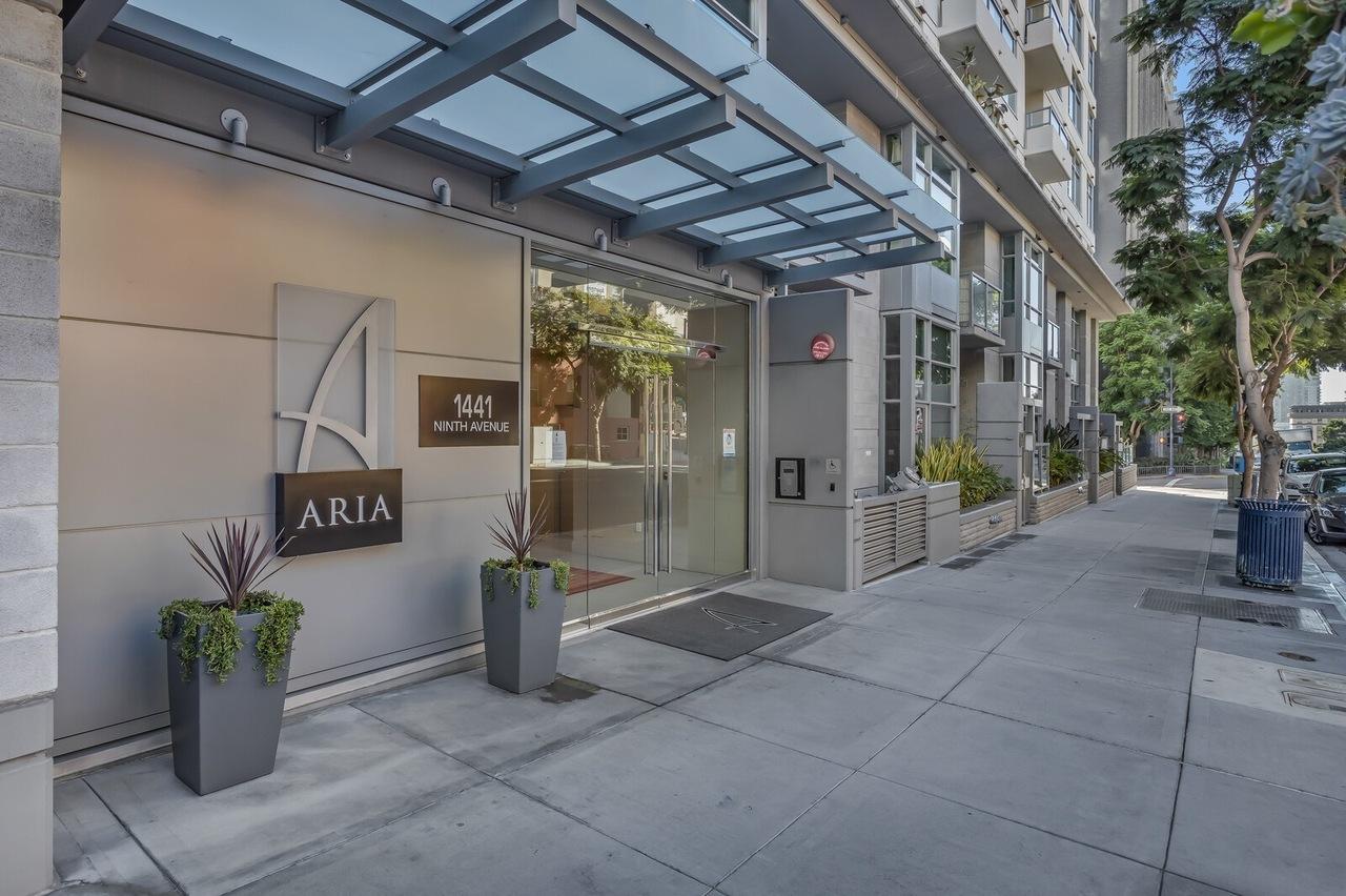 Downtown San Diego Condo Listing